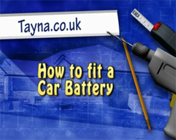 Our First Video Tutorial<br />How to Change a Car Battery