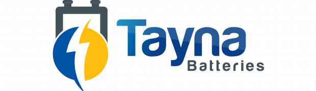 Tayna Batteries New Logo