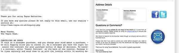 Order Confirmation Emails now Beautified!
