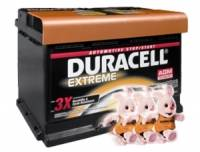 Duracell Car Batteries now Stocked!